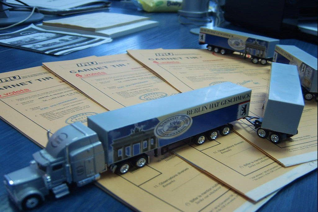 Документы для автомобильных грузоперевозок