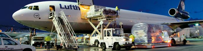 Импортные авиаперевозки грузов - Імпортні авіаперевезення вантажів - Кий Авіа Карго