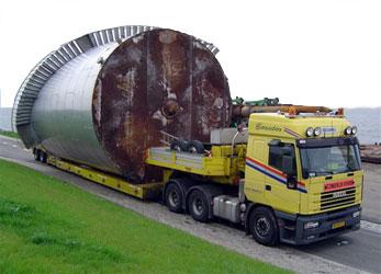 Негабаритный груз, международные перевозки негабаритного груза - негабаритний вантаж .- Кий Авиа Карго