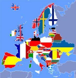 Перевозка грузов по Европе, перевезення вантажів по Європі
