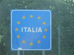 грузоперевозки Италия, вантажоперевезення Італія