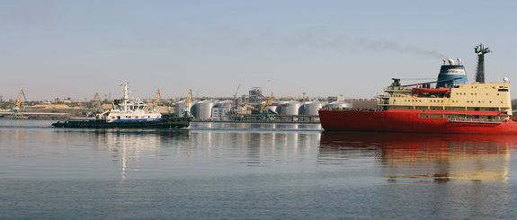 Миколаївський морський порт збільшує обороти морських вантажоперевезень - Кий Авіа Карго