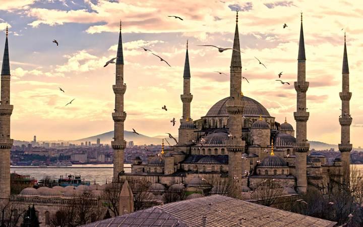 Международные грузовые перевозки из Турции