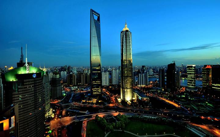 Международные грузовые перевозки из Шанхая