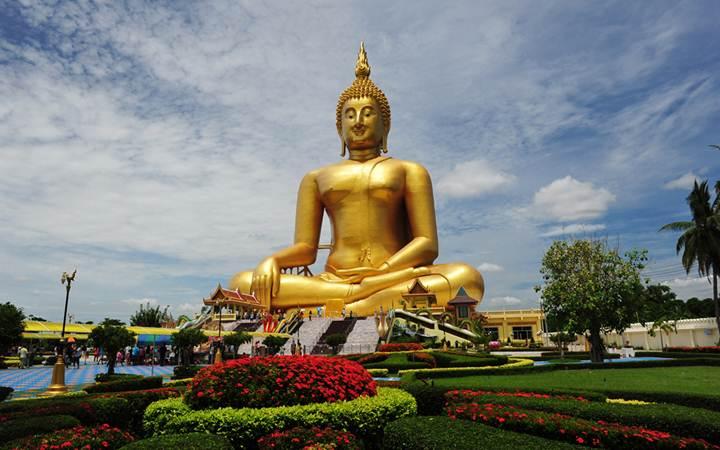 Международные перевозки из Таиланда