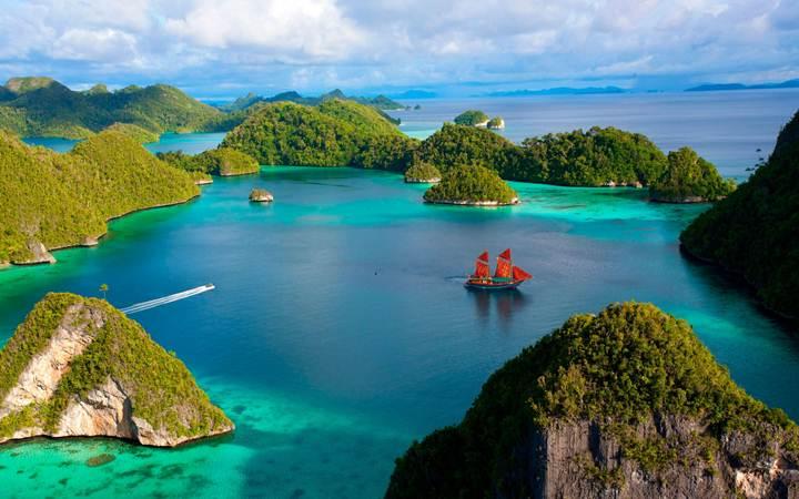 Международные перевозки из Индонезии