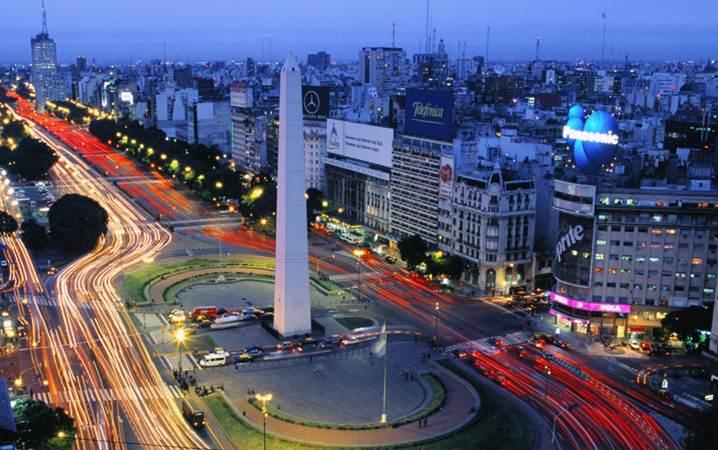 Международные перевозки из Аргентины