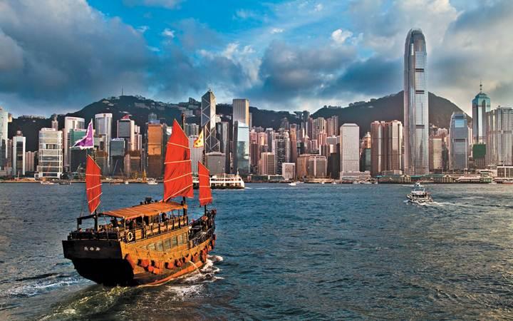 Международные перевозки из Гонконга