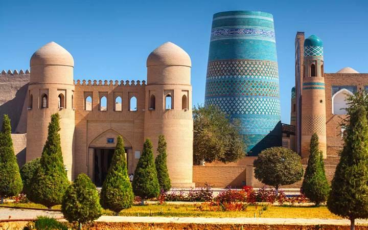 Международные грузоперевозки из Узбекистана