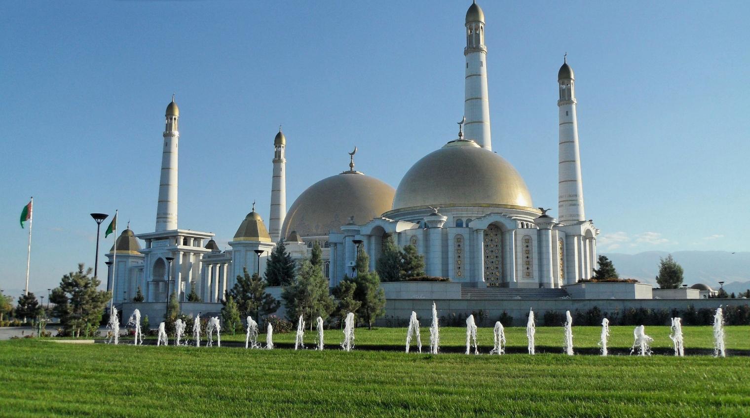 Международные грузовые перевозки из Туркменистана