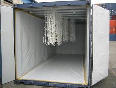 20-ти футовый вентилируемый контейнер