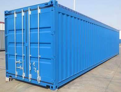 40-ка футовый Open Top контейнер