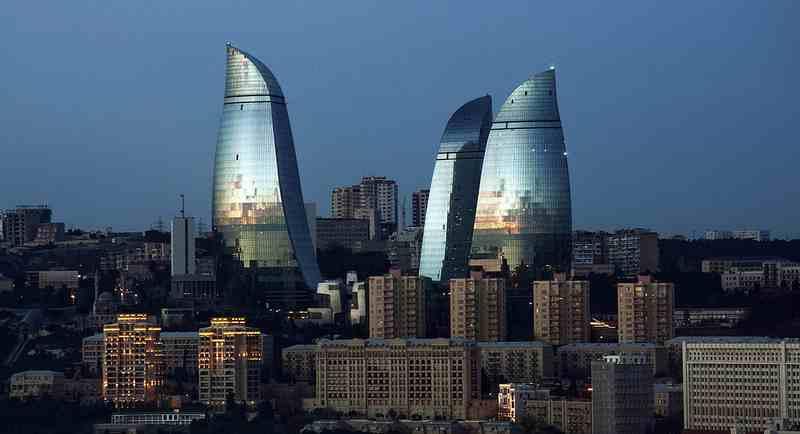 Международные перевозки из Азербайджана