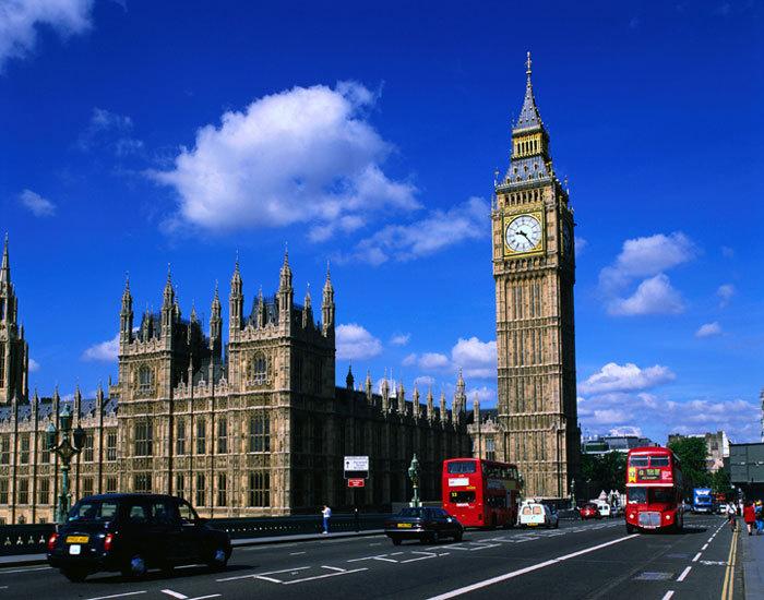 Международные перевозки из Великобритании