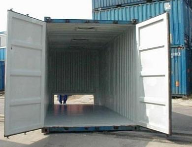 20-ти футовый контейнер для насыпных грузов