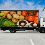 Перевозки свежих фруктов и овощей