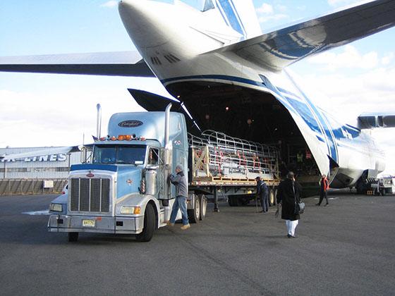 грузовые авиаперевозки