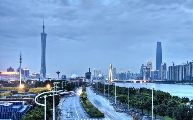 Основные крупные морские порты Китая