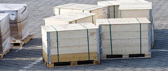 упаковка грузов при перевозке