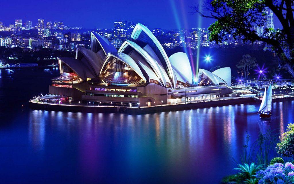 Грузоперевозки в Австралию
