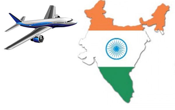 Авиаперевозки грузов из Индии
