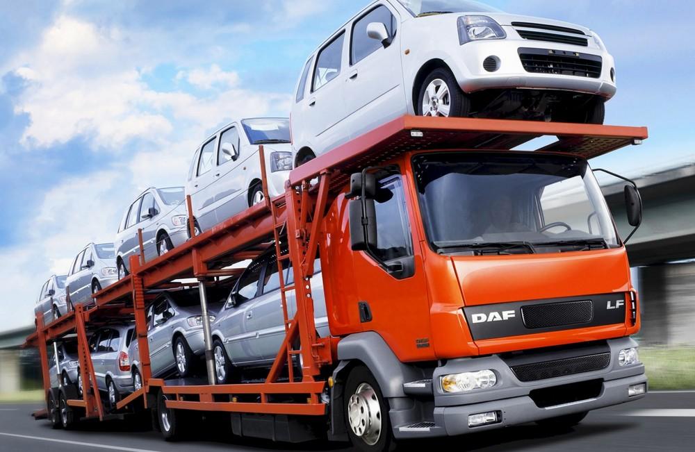 Логистика, перевозки для автомобильной промышленности