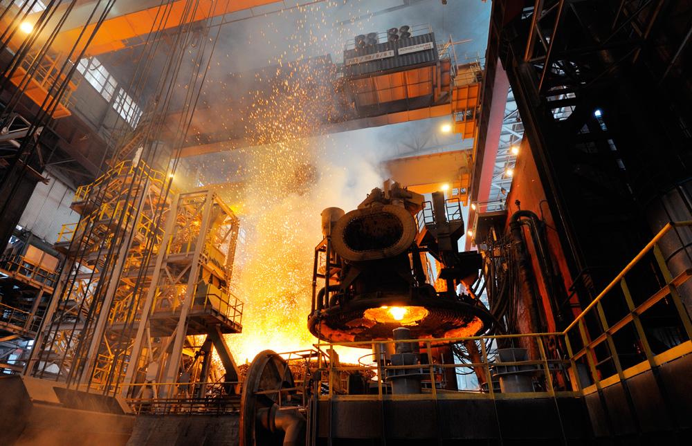 Логистика, перевозки для сталелитейной промышленности