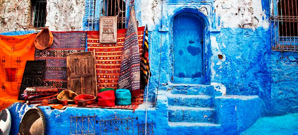 Грузоперевозки в Марокко