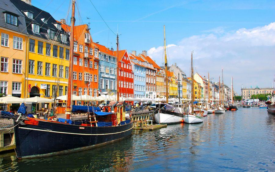 Грузоперевозки в Данию