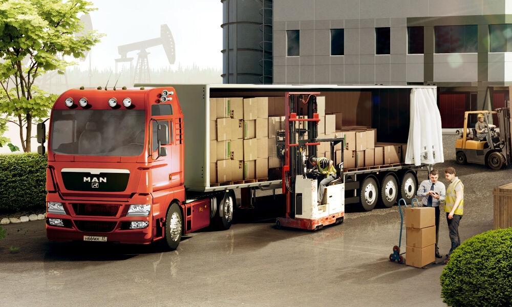 Доставка збірних вантажів в Україну