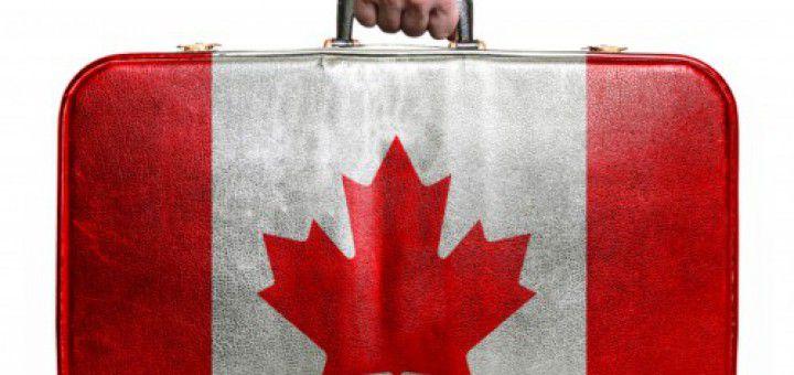 Перевозка личных вещей в Канаду
