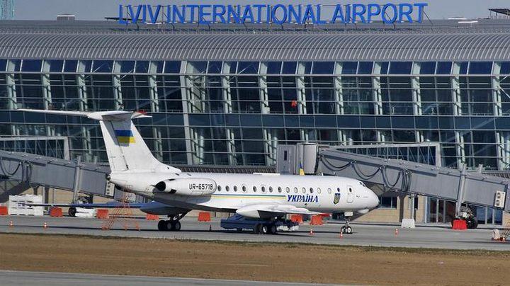 Аэропорт Львов стабильно наращивает пассажирские авиаперевозки