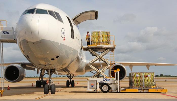 Міжнародні авіаперевезення вантажів Полтава