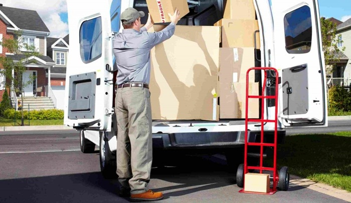 Международные перевозки личных вещей, переезды за границу Винница