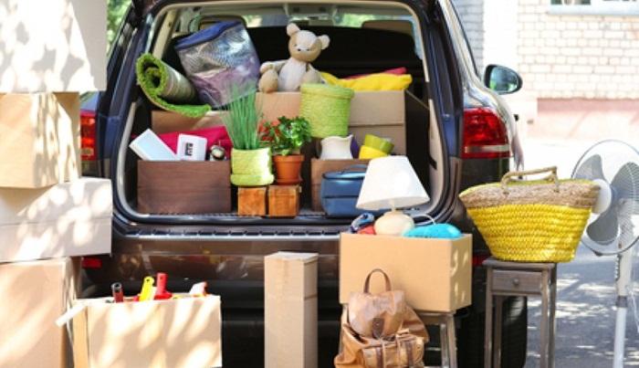 Міжнародні перевезення особистих речей, переїзди за кордон Луцьк