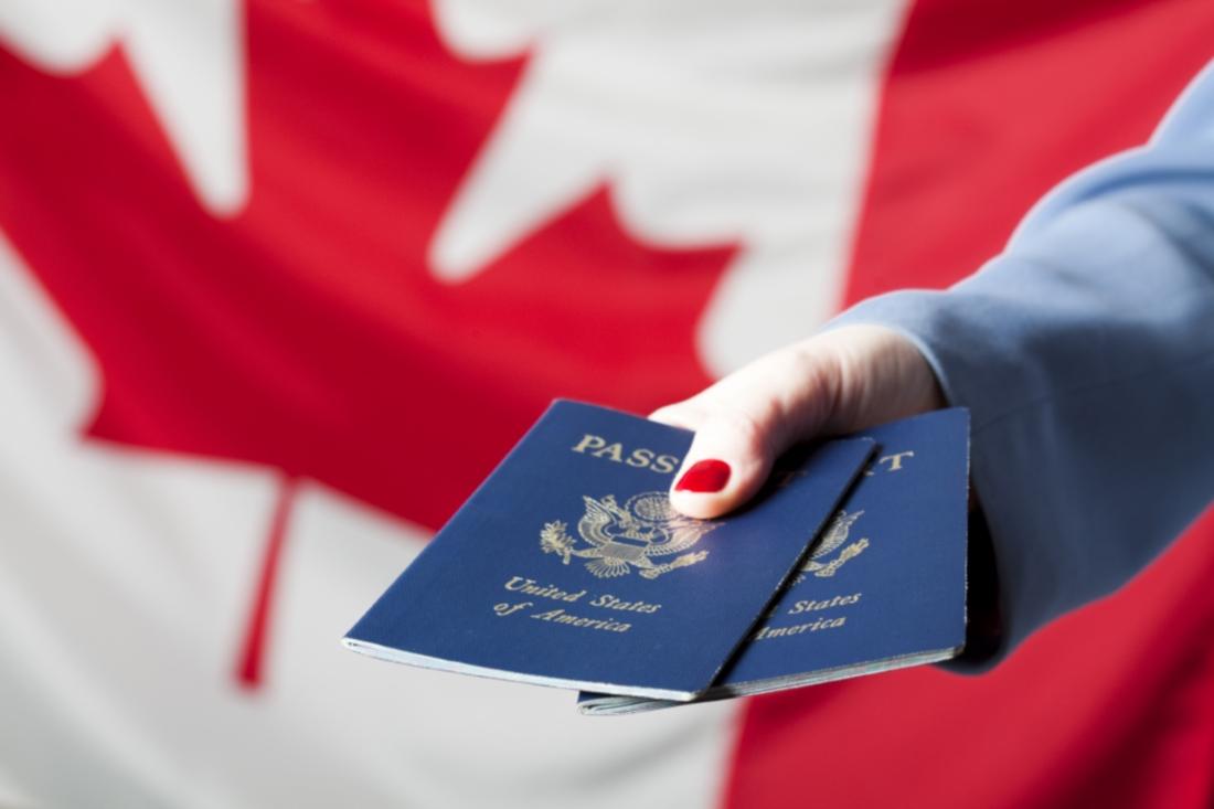 Переезд на ПМЖ в Канаду