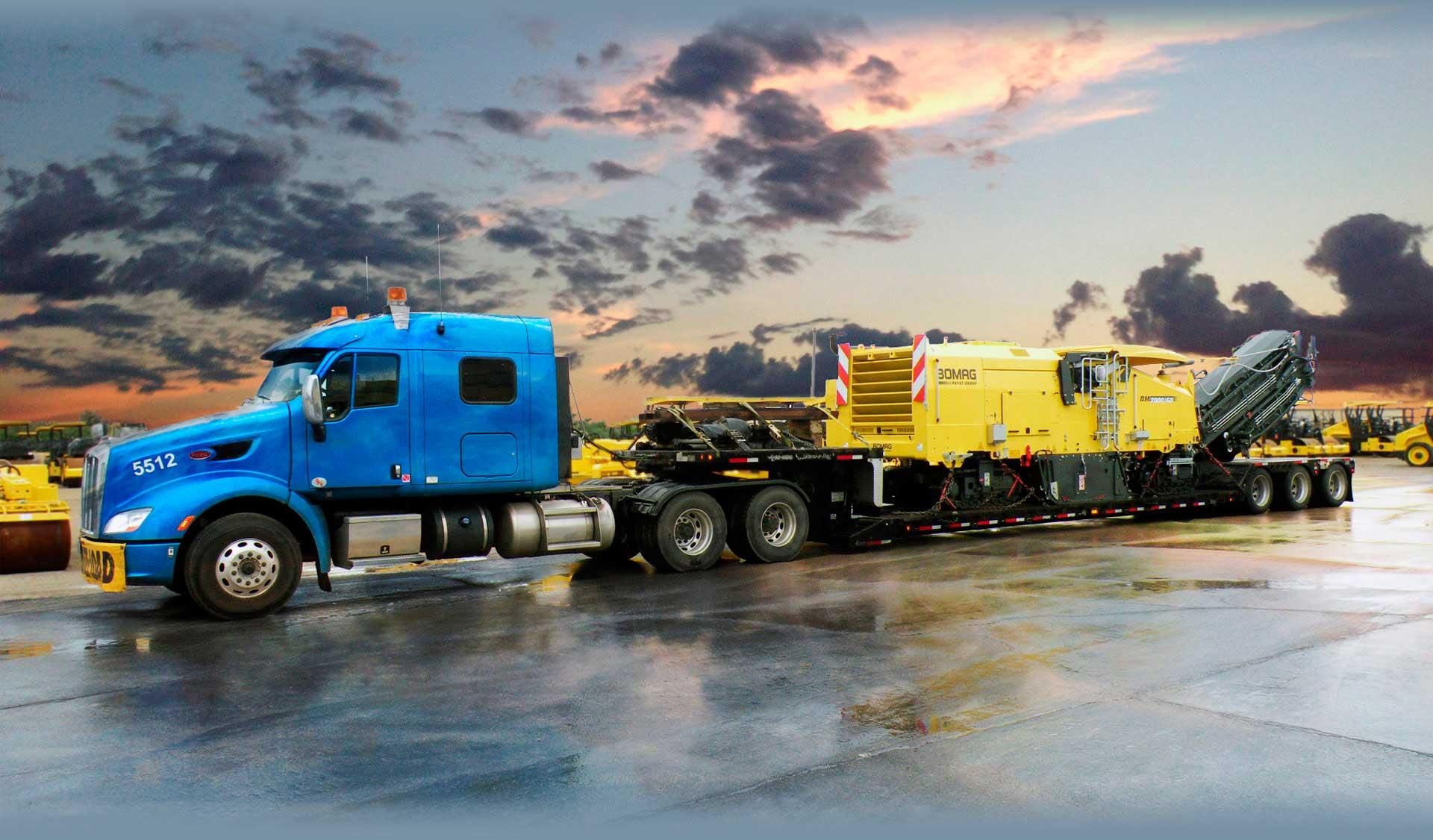 Доставка крупногабаритных грузов в Канаду из Украины