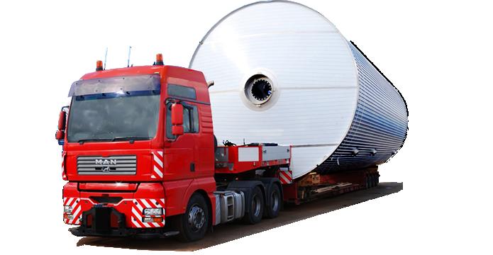 Доставка крупногабаритных грузов в США из Украины