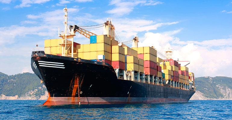 Морські контейнерні перевезення в Канаду з України