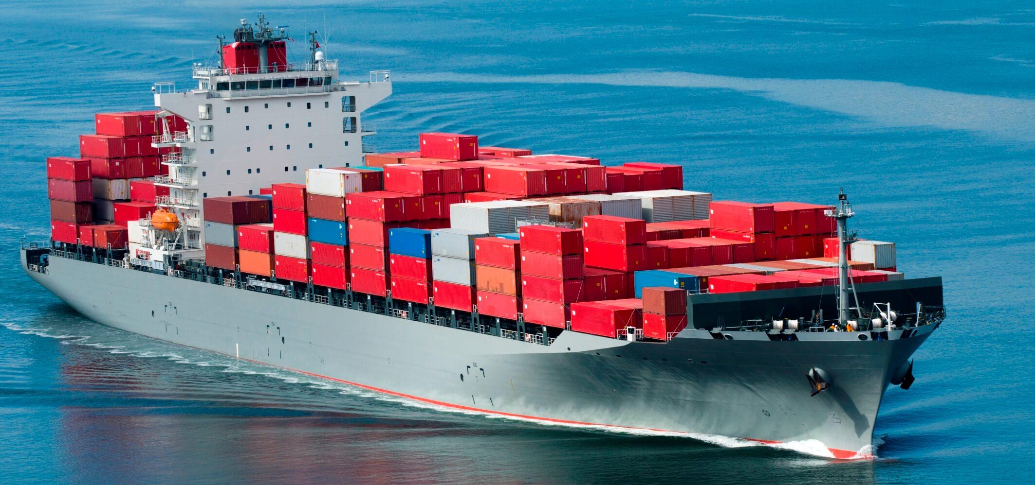Морские контейнерные перевозки в США из Украины