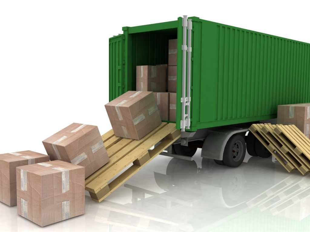 Отправка вещей контейнером в Канаду