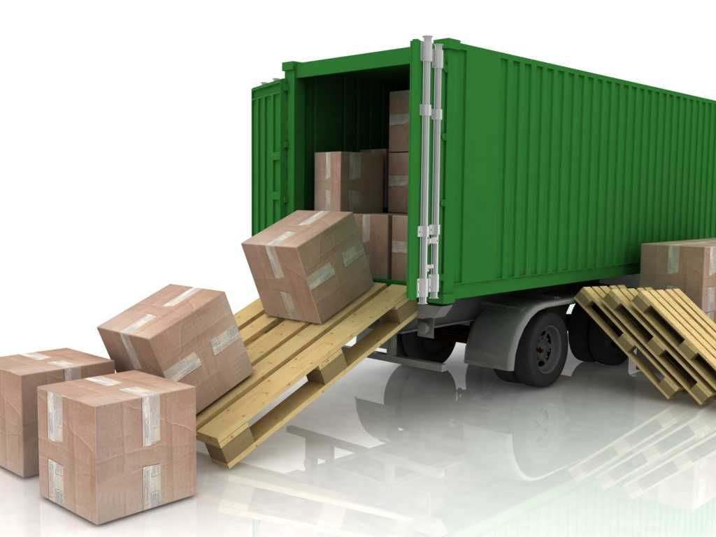 Відправка речей контейнером в Канаду