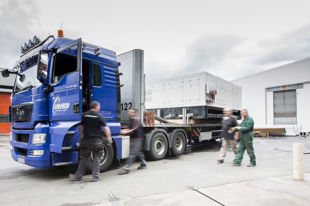 Доставка оборудования в Малайзию из Украины