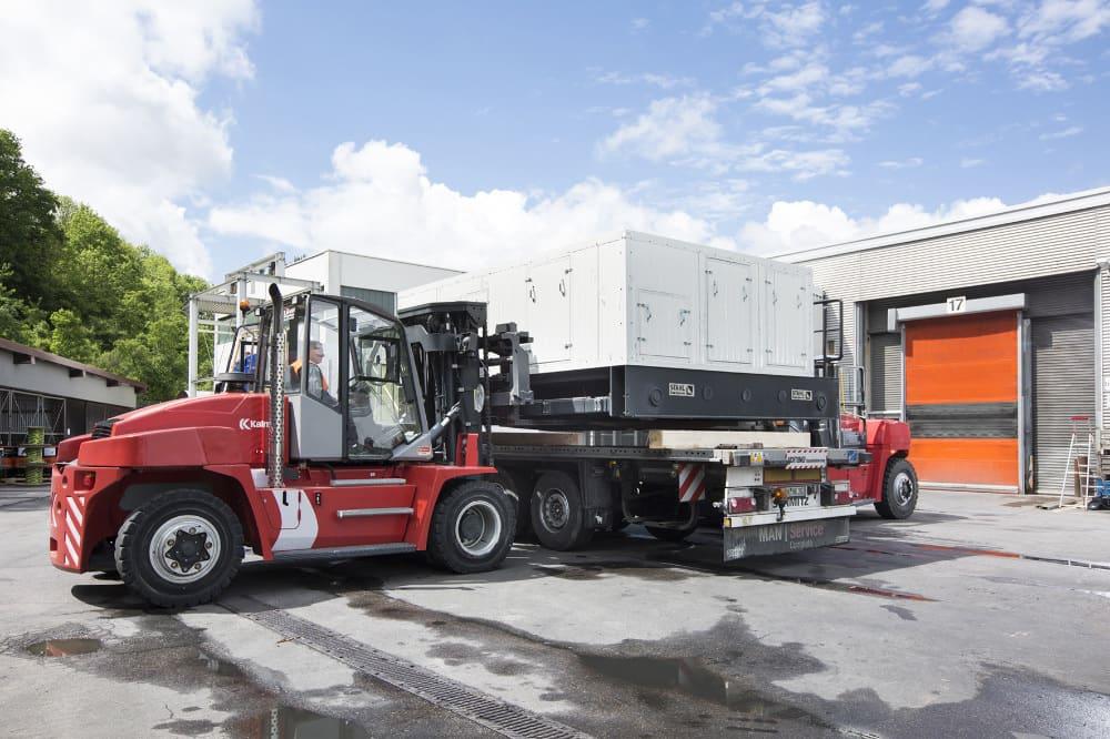 Доставка оборудования в Индонезию из Украины