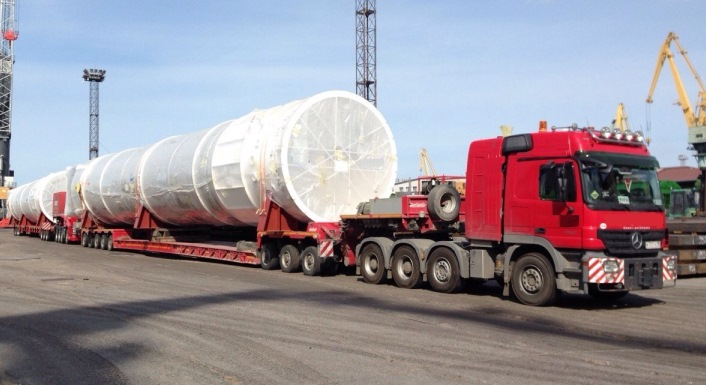 Доставка великогабаритних вантажів до В'єтнаму з України