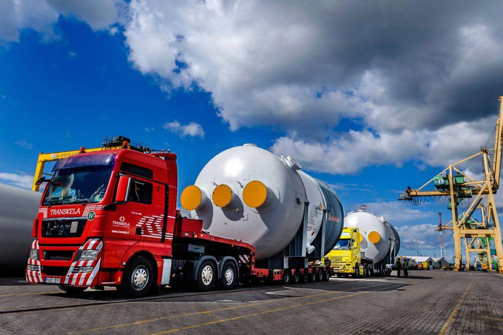 Доставка великогабаритних вантажів до Таїланду з України