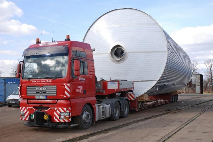 Доставка крупногабаритных грузов в Малайзию из Украины
