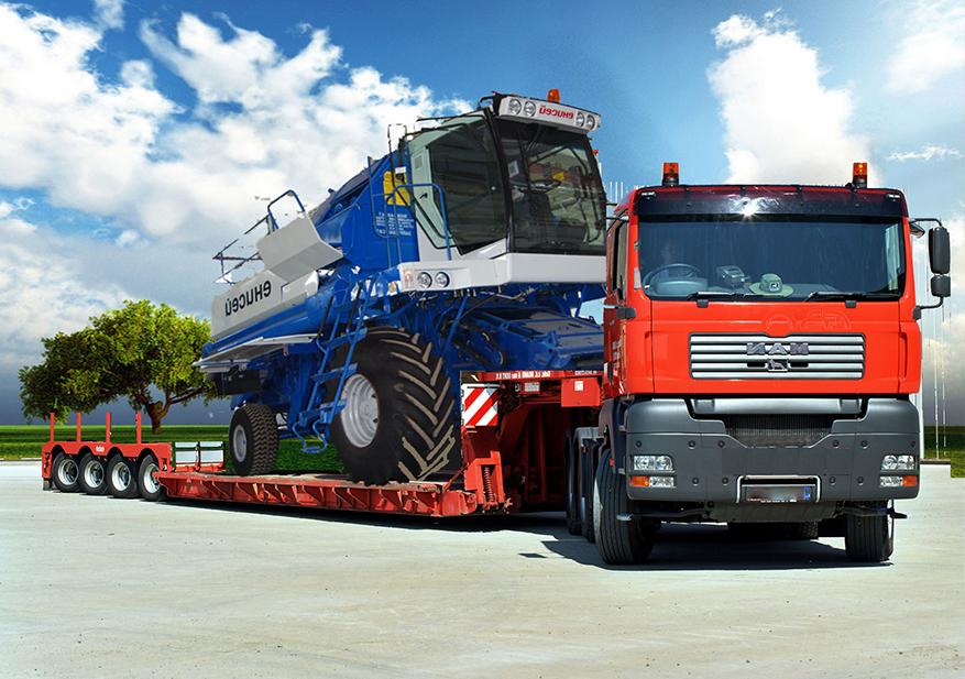 Доставка крупногабаритных грузов в Израиль из Украины