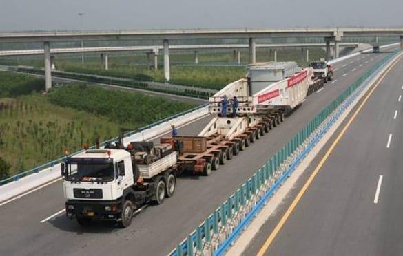 Доставка крупногабаритных грузов из Японии в Украину