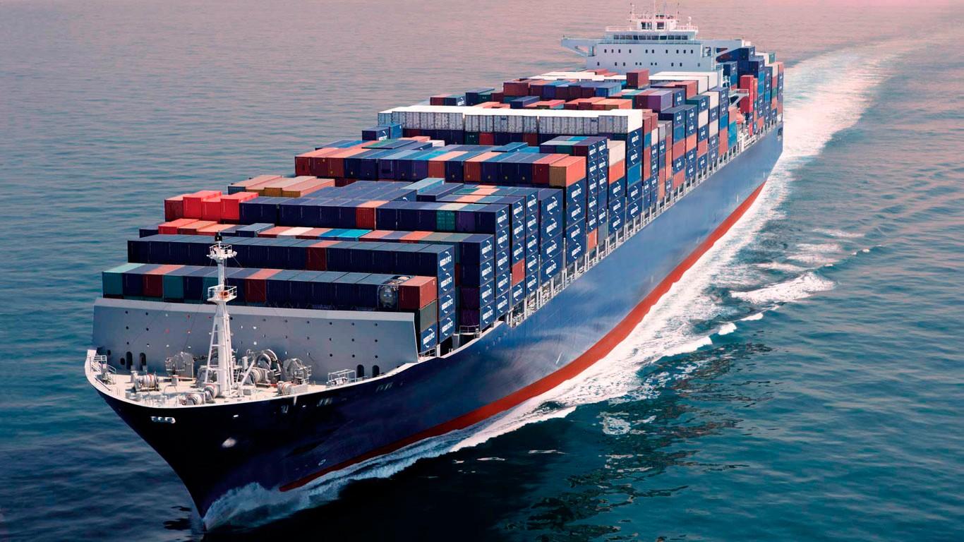 Морские контейнерные перевозки из Украины в Индонезию